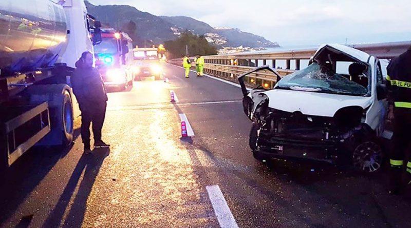 Incidente A/18, la vicinanza della FP CGIL alle famiglie delle vittime