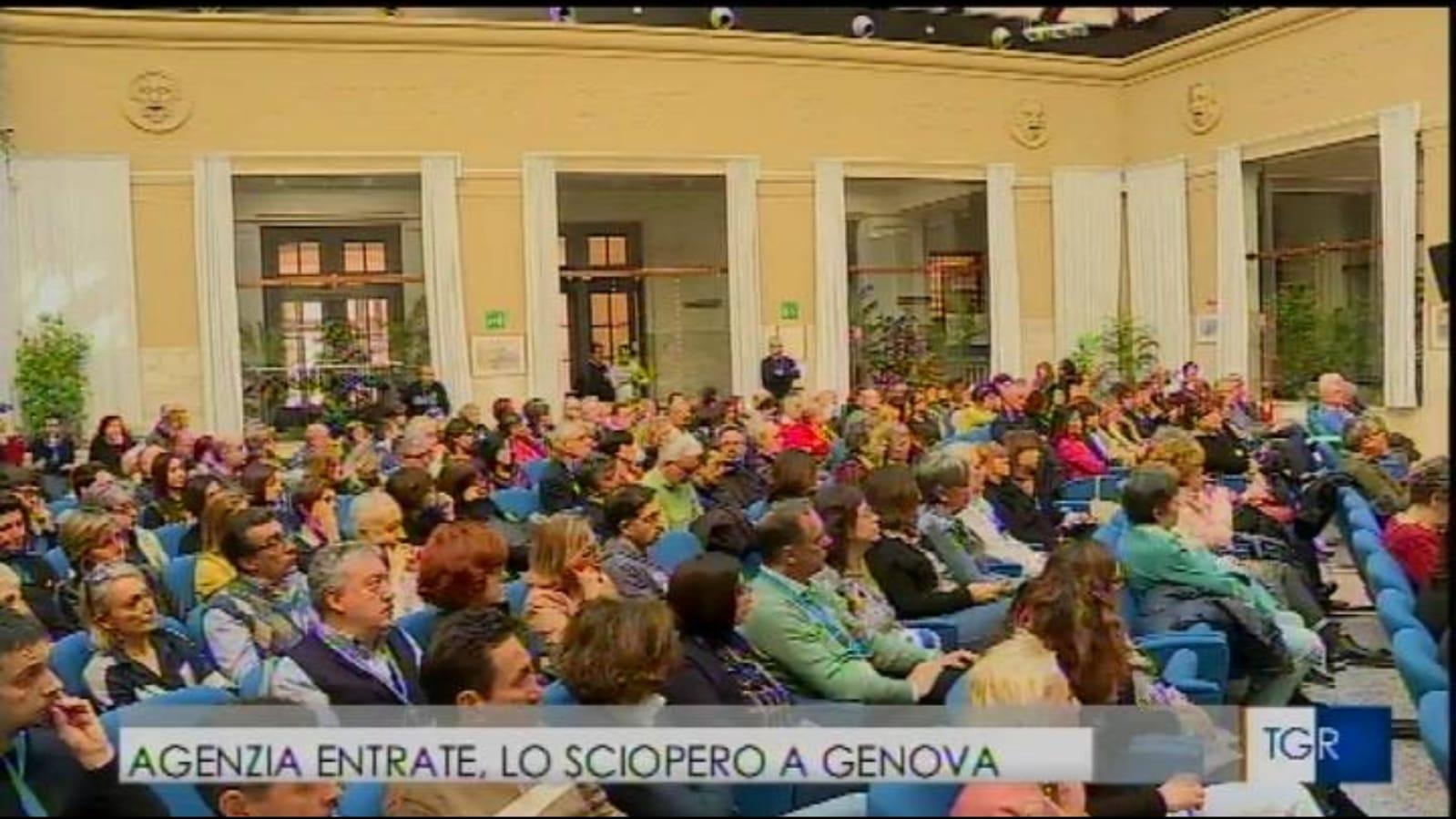 VIDEO, A Genova partono le mobilitazioni territoriali in attesa dello sciopero nazionale del 2 aprile