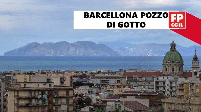 """La FP CGIL interviene sulla """"vertenza precariato"""" del Comune di Barcellona. Attivazione immediata di un tavolo tecnico permanente"""