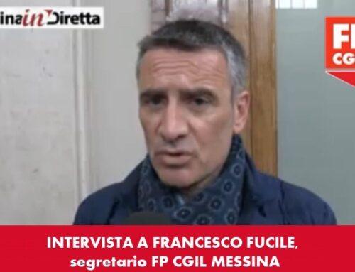 VIDEO, Messina Social City: intervista a Francesco Fucile