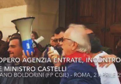 VIDEO, SCIOPERO NAZIONALE: resoconto di Luciano Boldorini