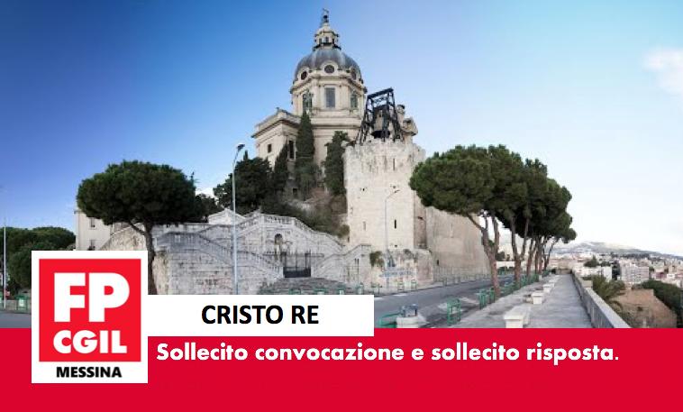 CDA Casa di Cura Cristo Re, Sollecito convocazione e sollecito risposta.