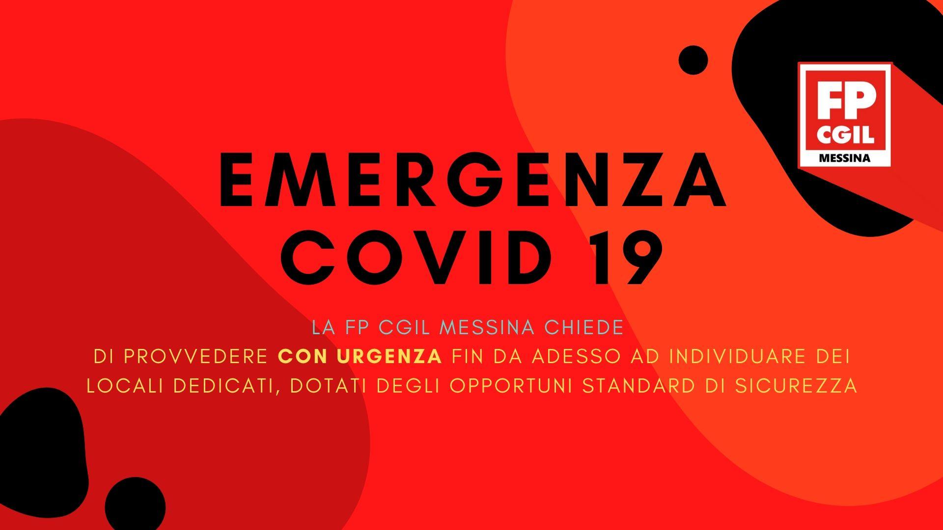 Emergenza covid 19 – Individuazione nuovi locali per esenzioni ticket per reddito.