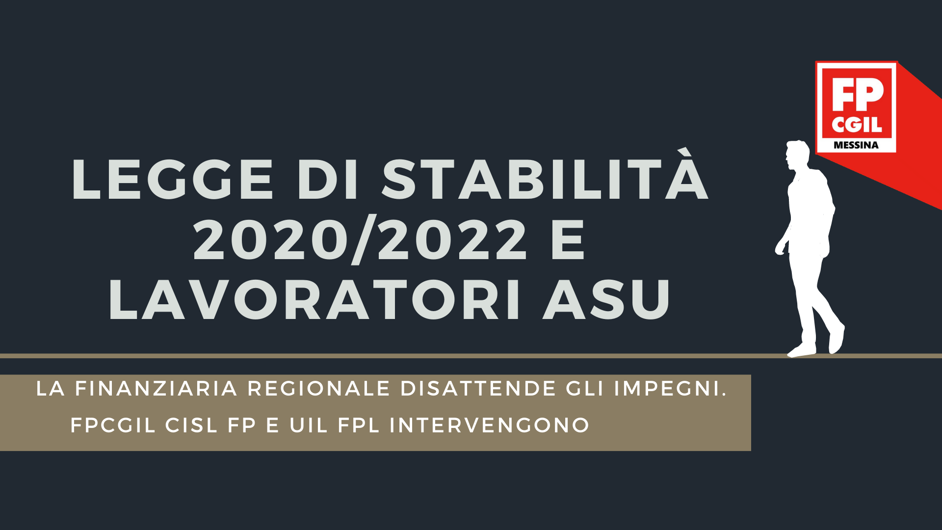 Legge di stabilità 2020/222 e Lavoratori ASU