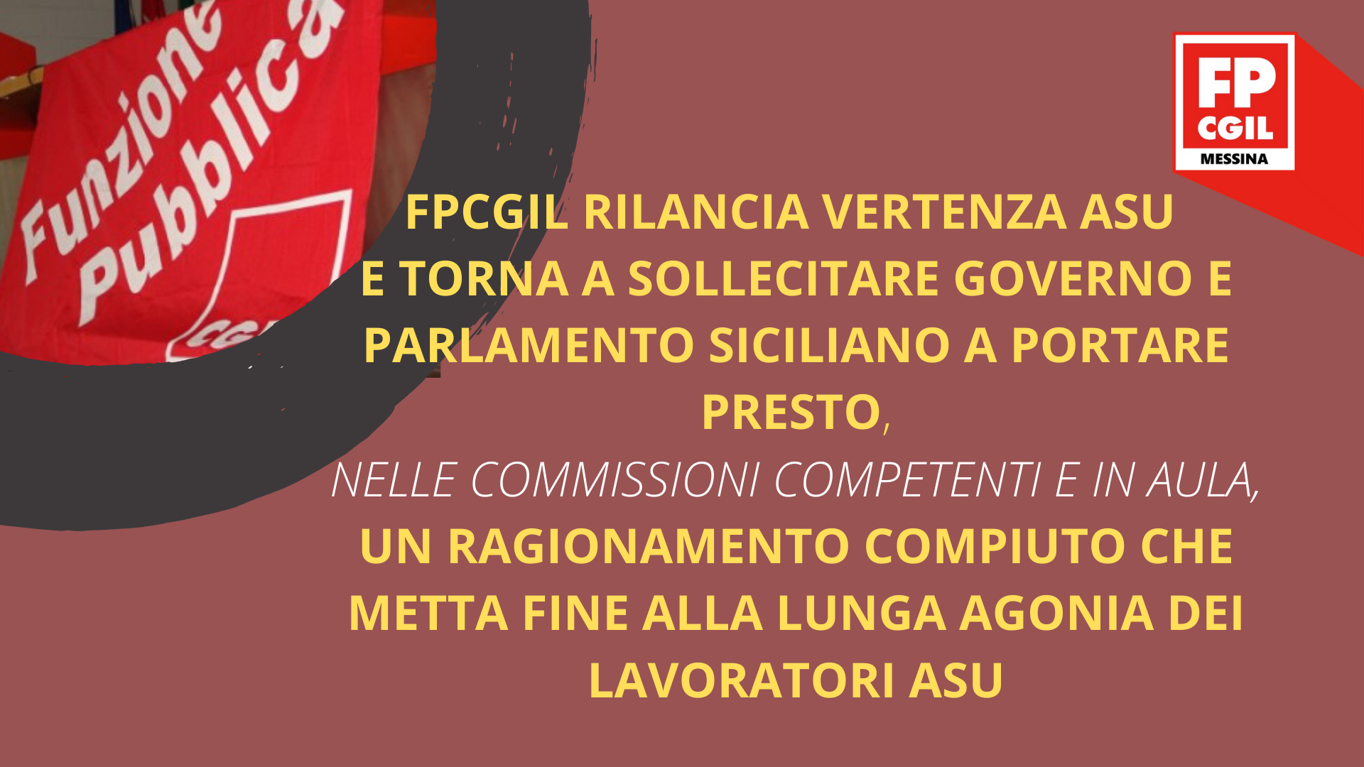 """Futuro Lavoratori ASU – ASU impegnati nei Beni Culturali Gestione della """"Fase 2""""."""
