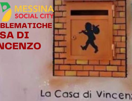 Problematiche Casa di Vincenzo – richiesta incontro