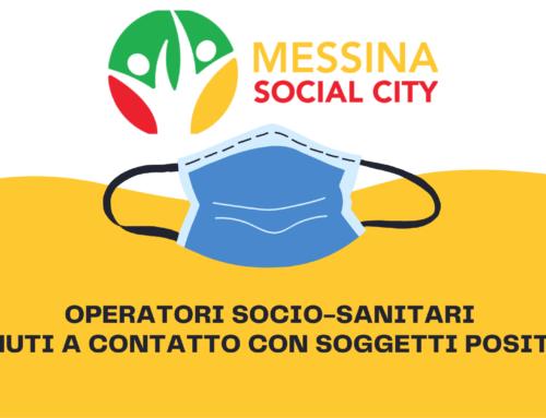 operatori socio-sanitari venuti a contatto con soggetti positivi