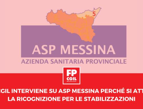 ASP MESSINA – Richiesta di Attuazione degli Avvisi di Ricognizione del Personale a Tempo Determinato in possesso dei Requisiti per la stabilizzazione.