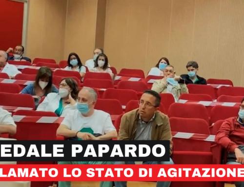 Assemblea Ospedale Papardo – proclamato lo stato di agitazione