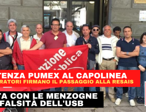 Vertenza Pumex, dopo anni di battaglie la FP CGIL festeggia per il passaggio dei lavoratori alla RESAIS