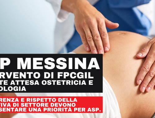 Criticità liste d'attesa ostetricia ASP Messina.